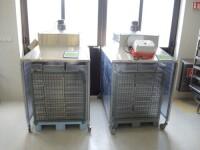 2 x drying unit for trolley steam Sterilizer 2