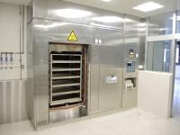 Steam Sterilizer 1 &clean steam generator with2 xtrolley