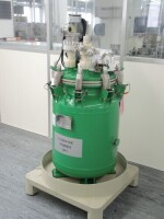 charge vessel