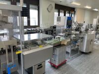 Ampoules and Vials Blister Packaging Line
