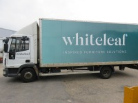 Iveco ML75E16 7.5T Box Truck with Palfinger Tail Lift Registration No. LK08 BWM First Registered March 2008 469,212Recorded Kilometres (as of 1/09/2021), Annual Test Valid Until 31/3/2022 HS Code 87/04 - 3