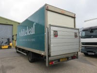 Iveco ML75E16 7.5T Box Truck with Palfinger Tail Lift Registration No. LK08 BWM First Registered March 2008 469,212Recorded Kilometres (as of 1/09/2021), Annual Test Valid Until 31/3/2022 HS Code 87/04 - 4