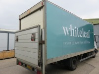 Iveco ML75E16 7.5T Box Truck with Palfinger Tail Lift Registration No. LK08 BWM First Registered March 2008 469,212Recorded Kilometres (as of 1/09/2021), Annual Test Valid Until 31/3/2022 HS Code 87/04 - 5