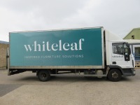Iveco ML75E16 7.5T Box Truck with Palfinger Tail Lift Registration No. LK08 BWM First Registered March 2008 469,212Recorded Kilometres (as of 1/09/2021), Annual Test Valid Until 31/3/2022 HS Code 87/04 - 6