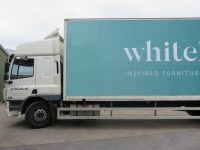 DAF FA CF 65.250 18T Box Truck with Dhollandia Tail Lift Registration No. S600 WLF First Registered December 2013 430,658Recorded Kilometres (as of 1/09/2021), Annual Test Valid Until 31/8/2022 HS Code 87/04 - 3