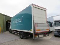 DAF FA CF 65.250 18T Box Truck with Dhollandia Tail Lift Registration No. S600 WLF First Registered December 2013 430,658Recorded Kilometres (as of 1/09/2021), Annual Test Valid Until 31/8/2022 HS Code 87/04 - 5