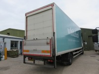 DAF FA CF 65.250 18T Box Truck with Dhollandia Tail Lift Registration No. S600 WLF First Registered December 2013 430,658Recorded Kilometres (as of 1/09/2021), Annual Test Valid Until 31/8/2022 HS Code 87/04 - 6