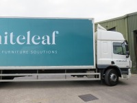 DAF FA CF 65.250 18T Box Truck with Dhollandia Tail Lift Registration No. S600 WLF First Registered December 2013 430,658Recorded Kilometres (as of 1/09/2021), Annual Test Valid Until 31/8/2022 HS Code 87/04 - 7