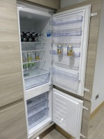 Fitted Kitchen Comprising Siemens HB6B80C0 Steaming Ovens and Type CTE533W Coffee Machine (Microwave, Conventional Oven and Plate Warmer Excluded), Siemens 4 Pan Ceramic Hob, Caple 6 Tier Wine Bottle Chiller, Siemens Type KULL14A Integrated Under Counter - 7