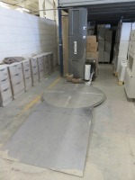 Lantech Automated Floor Standing Pallet Wrapper, Serial No. 11180 (Full RAMS Documentation Required Prior to Removal of Asset) HS Code 84/22/40/00/00