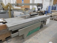 Altendorf F45 ELMO 3 Panel Saw Bench No. 96-12-105 (1996) with DIGIT-L Measuring Device, Altendorf Duplex Mitre Fence and Twin-Bag Dust Extraction unit (Full RAMS Documentation Required Prior to Removal of Asset) HS Code 84/65/91 - 2