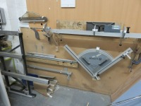 Altendorf F45 ELMO 3 Panel Saw Bench No. 96-12-105 (1996) with DIGIT-L Measuring Device, Altendorf Duplex Mitre Fence and Twin-Bag Dust Extraction unit (Full RAMS Documentation Required Prior to Removal of Asset) HS Code 84/65/91 - 4