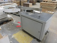 Brandt KTD 720 Optimat Hand Edging Machine No. 0-260-20-7040 (2013) (Full RAMS Documentation Required Prior to Removal of Asset) HS Code 84/65/99/00/00 - 2