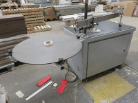Brandt KTD 720 Optimat Hand Edging Machine No. 0-260-20-7040 (2013) (Full RAMS Documentation Required Prior to Removal of Asset) HS Code 84/65/99/00/00 - 3
