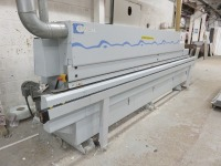 Brandt Type Optimat KDF 650C Edge Banding Machine No. 0-261-20-6635 (2012) with Power Control PC20+ Control Unit (Full RAMS Documentation Required Prior to Removal of Asset) HS Code 84/65/99/00/00 - 4