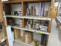 Contents of Consumables Stock Located in (11) Bays in the Mezzanine Consumables Store and Loose Items on Floor as Lotted(Please Note That These are Representative Photographs Only) - 2