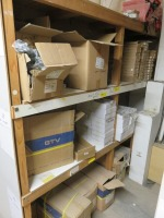 Contents of Consumables Stock Located in (11) Bays in the Mezzanine Consumables Store and Loose Items on Floor as Lotted(Please Note That These are Representative Photographs Only) - 7