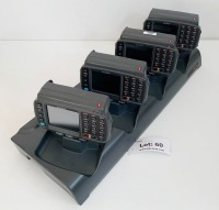 (4) Symbol WT41 Wearable Terminals with Cradle ** Please Note: This lot is offered subject to bulk bid offer on lot 63