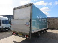 Iveco ML75E16 7.5T Box Truck with Tail Lift Registration No. N300 WLF First Registered March 2013 with DEL Trim Loader Tail Lift, 1000kg Capacity, 190,232RecordedMiles(as of 20/09/2021), Annual Test Valid Until 28/2/2022 HS Code 87/04 - 4