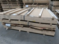 Large Quantity of Board Stock, kitchen worktops, splashbacks and other cut material as Lotted (Please See PDF Document For Details of Contents of Stock) (Please Note That These are Representative Photographs Only) - 3