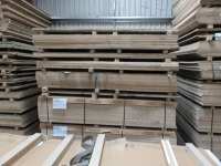 Large Quantity of Board Stock, kitchen worktops, splashbacks and other cut material as Lotted (Please See PDF Document For Details of Contents of Stock) (Please Note That These are Representative Photographs Only) - 5