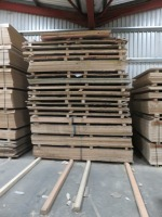 Large Quantity of Board Stock, kitchen worktops, splashbacks and other cut material as Lotted (Please See PDF Document For Details of Contents of Stock) (Please Note That These are Representative Photographs Only) - 6