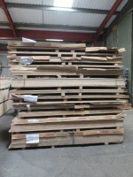 Large Quantity of Board Stock, kitchen worktops, splashbacks and other cut material as Lotted (Please See PDF Document For Details of Contents of Stock) (Please Note That These are Representative Photographs Only) - 9