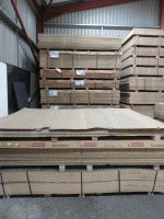 Large Quantity of Board Stock, kitchen worktops, splashbacks and other cut material as Lotted (Please See PDF Document For Details of Contents of Stock) (Please Note That These are Representative Photographs Only) - 10