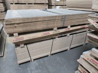 Large Quantity of Board Stock, kitchen worktops, splashbacks and other cut material as Lotted (Please See PDF Document For Details of Contents of Stock) (Please Note That These are Representative Photographs Only) - 11