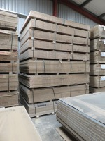 Large Quantity of Board Stock, kitchen worktops, splashbacks and other cut material as Lotted (Please See PDF Document For Details of Contents of Stock) (Please Note That These are Representative Photographs Only) - 12